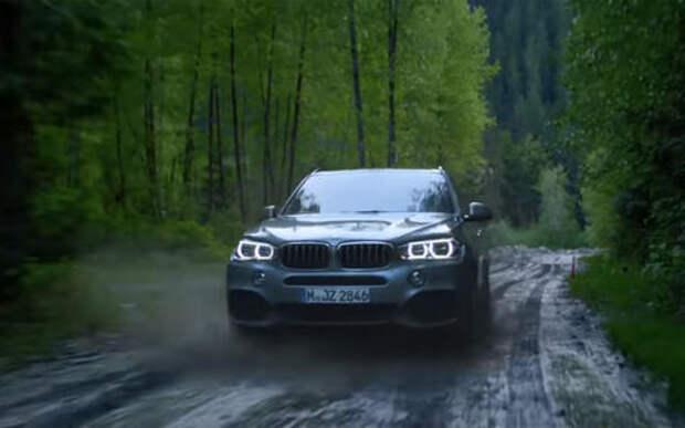Посмотрите запрещенную рекламу BMW. Что в ней опасного?