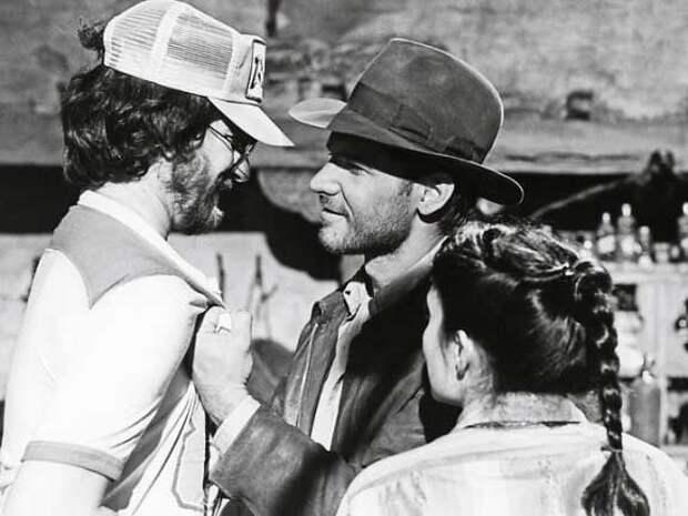 Занимательные факты о фильмах про Индиану Джонса индиана джонс, кино, фильм, факты