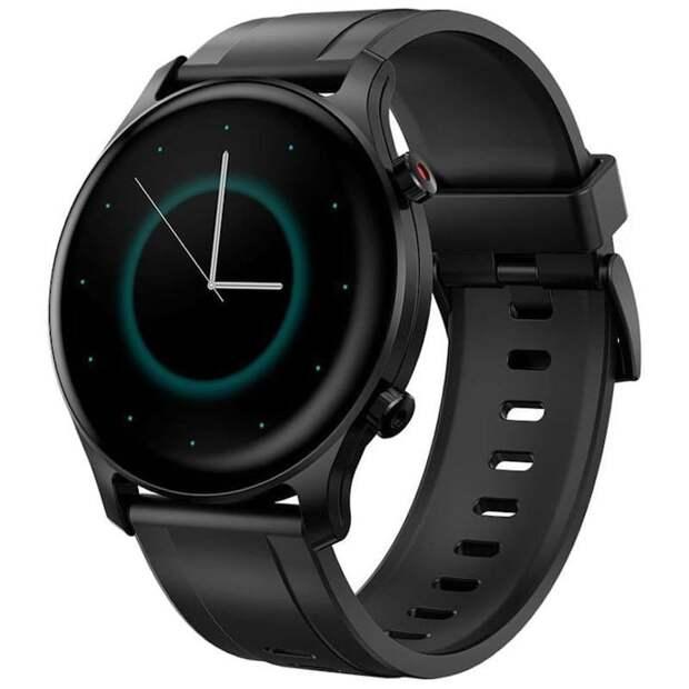 Смарт-часы Haylou RS3 сдатчиком ЧСС и приёмником GPS оценены в $70