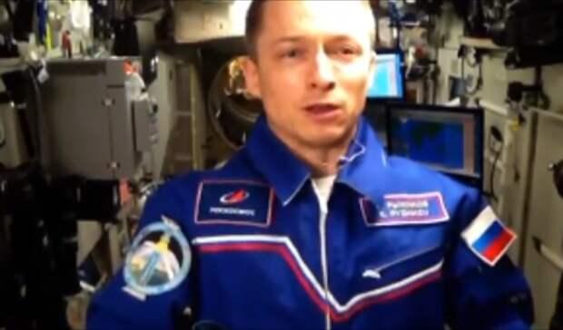 «Учиться— здорово»: Космонавт передал видеопривет татарстанскому детсаду сМКС