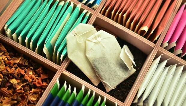 Неожиданное использование чайных пакетиков