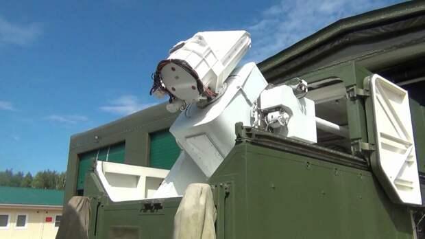 Анонсированные Путиным лазерные «Пересветы» уже заступили на дежурство