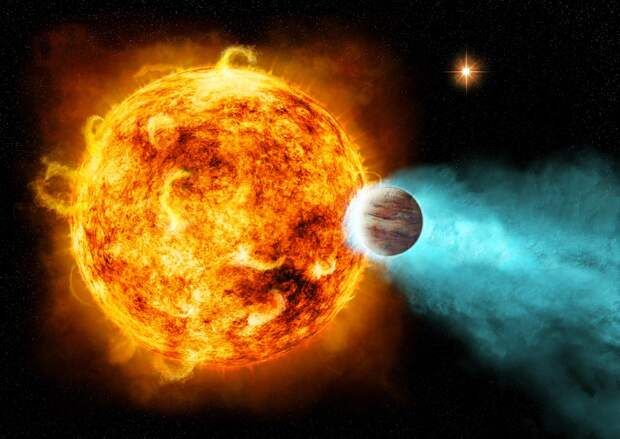 NASA не хочет признавать, что Земля падает на Солнце