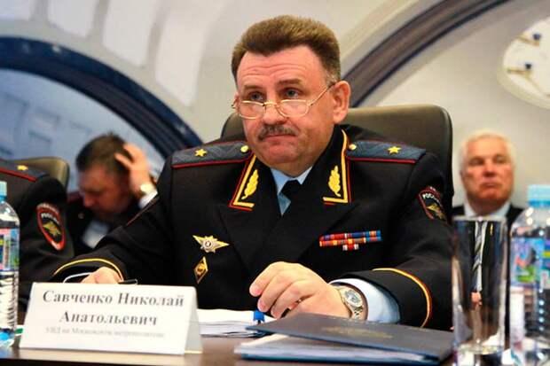 Президент уволил еще пять генералов, в том числе и Савченко