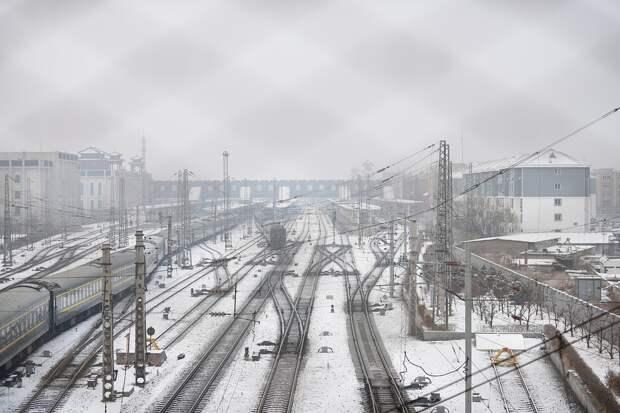 В России отменили все поезда из Китая, кроме идущего через Удмуртию