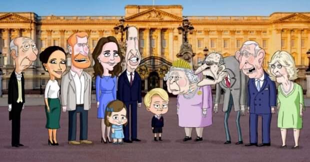 HBO выпустит сериал, основанный на мемах про принца Джорджа