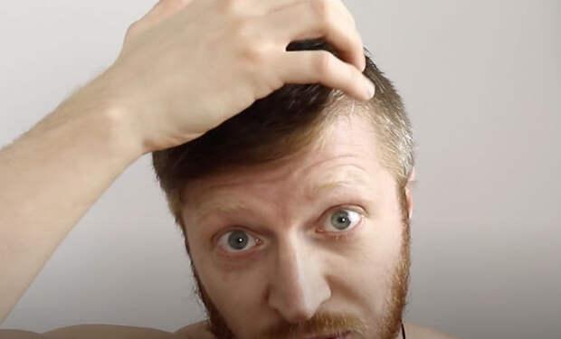Как подстричься самому перед зеркалом