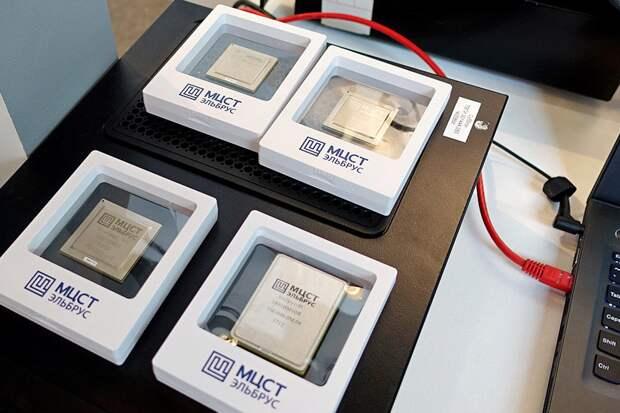 Минпромторг ищет разработчика микропроцессора «Эльбрус»