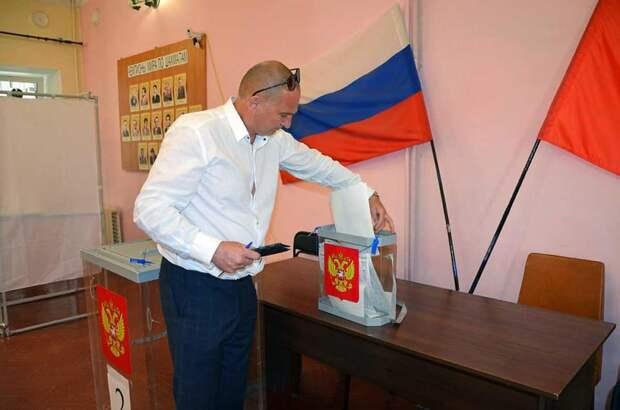 Глава района Севастополя оштрафован за пьяную езду