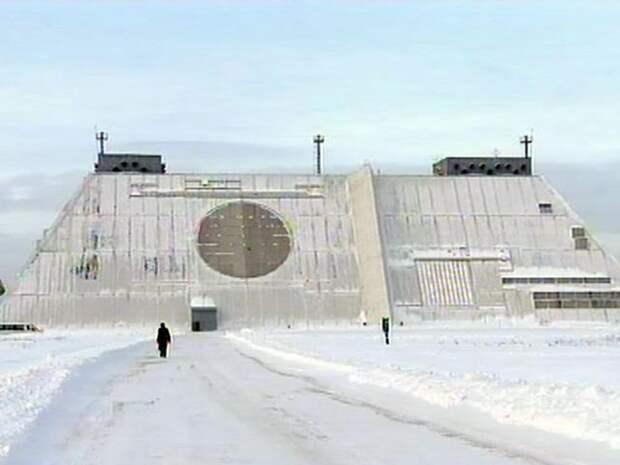 """Радиолокационная станция """"Дон-2Н"""""""
