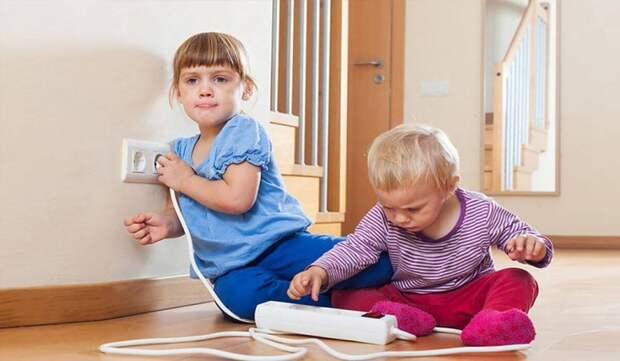 Почему нельзя детей оставлять одних даже на секундочку