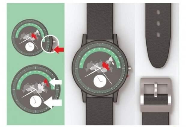 Владимиру Путину разработают дизайн наручных часов