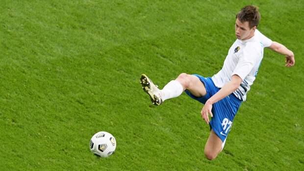 Прохин стал самым молодым автором гола в составе «Сочи» в РПЛ