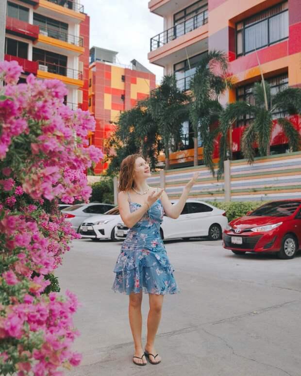 Анна Цуканова-Котт купила квартиру в Таиланде