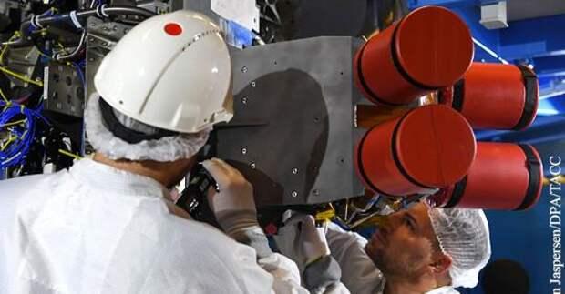 Российские ученые изобрели космический двигатель, работающий на водке