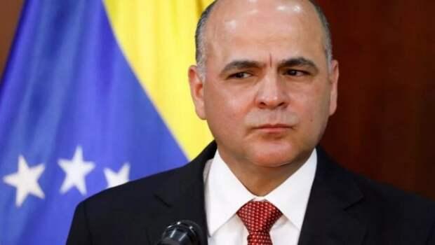Министр нефти Венесуэлы Кеведо