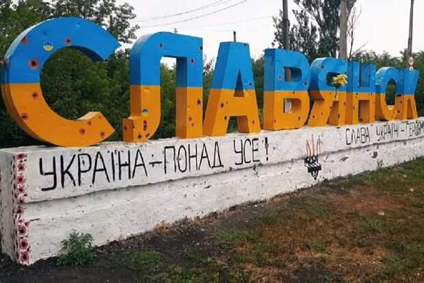 Оккупированный Донбасс превращают в Украину
