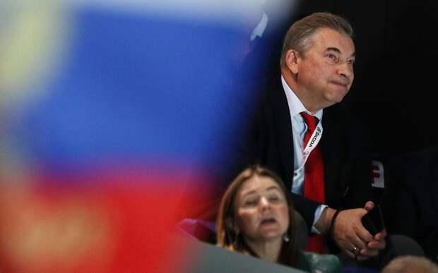 Третьяк — о музыке Чайковского вместо гимна России на ЧМ: «У нас есть и спортивные песни»