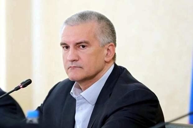 «Обычная история»: Аксенов прокомментировал санкции США против чиновников Крыма
