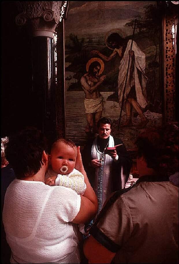 Украина конца 80-х глазами западных фотографов 80-е, СССР, ностальгия, украина