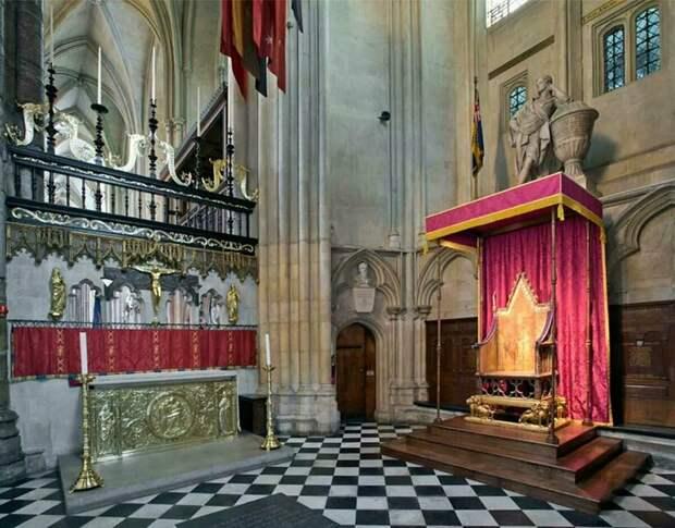 4 занимательных факта о Вестминстерском аббатстве