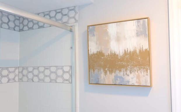 Обновление ванной комнаты: создаем стильное и светлое место