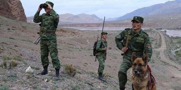 Бишкек усилит охрану на кыргызско-таджикистанской границе