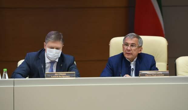 Нефтяникам Татарстана предложили сэкономить наНДПИ