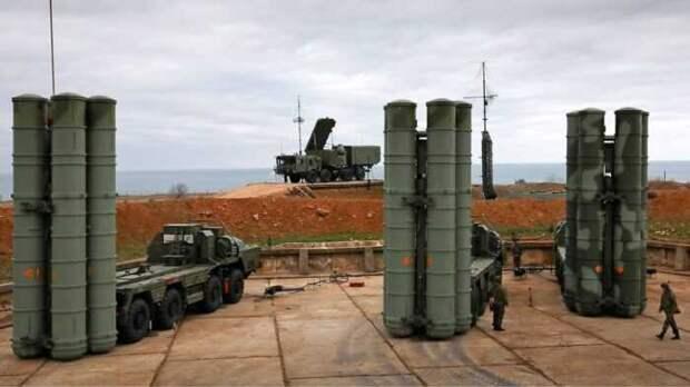 Турция: покупка С-400 стала ошибкой — комплекс совершенно бесполезен