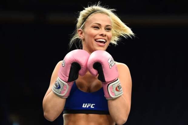 Пэйдж Ванзант: настоящий боец UFC с«кукольной мордашкой»