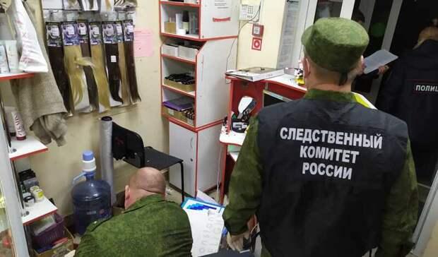 В Ижевске мужчина расстрелял свою бывшую жену прямо в магазине