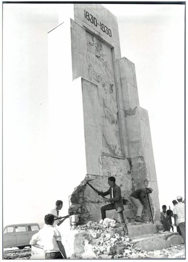 Трагедия Французского Алжира