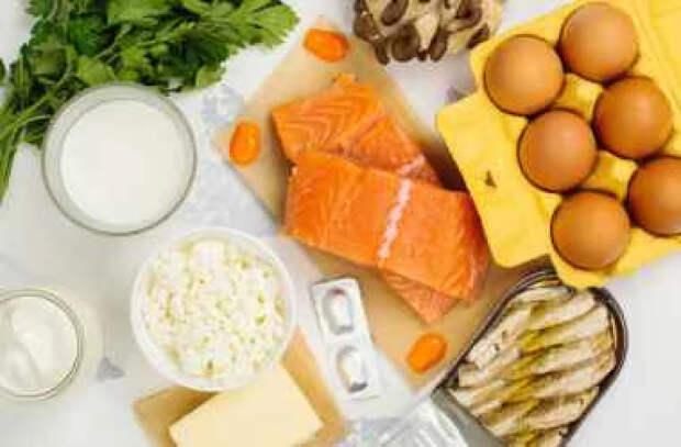 Причины дефицита витамина D и в каких продуктах он содержится