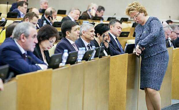 Пенсионная реформа: Депутатам ЕдРа за свой позор не стыдно