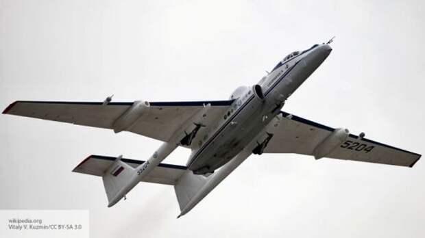 Sohu: изысканный самолет-разведчик М-55 принес России славу
