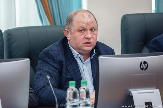 Находящийся вСИЗО сахалинский депутат отчитался о6,3 млрд рублей доходов