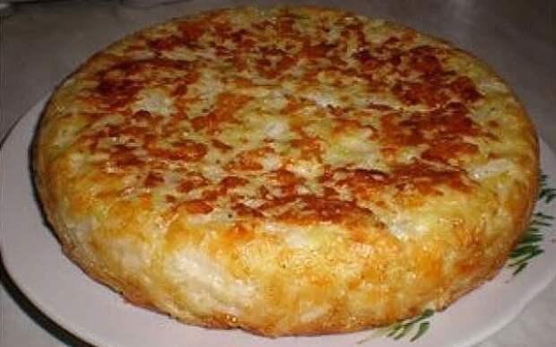 Пирог Шарлотка с капустой. Более чем удачный рецепт вкусного пирога 2