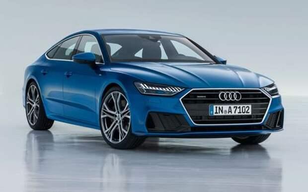 Новый Audi A7 Sportback в России: от 4 320 000 рублей