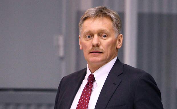 Песков рассказал о трудностях при планировании зарубежных поездок Путина
