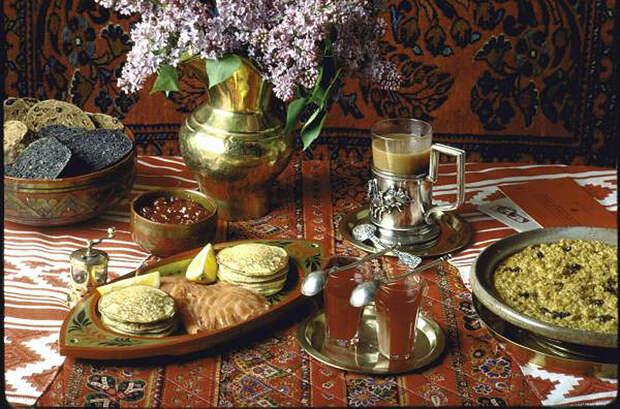 Традиционные завтраки из разных стран мира по версии LIFE