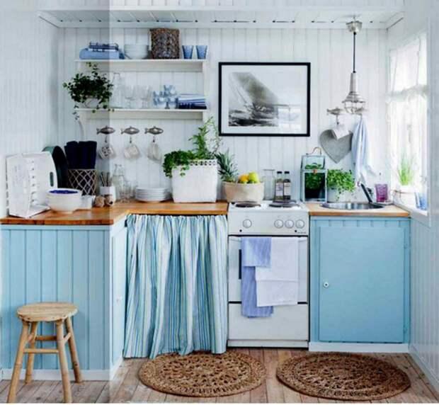 Обустраиваем дачную кухню: идеи, примеры и советы, фото № 5
