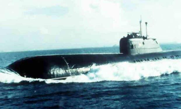 83 километра в час под водой: самая быстрая атомная субмарина в истории