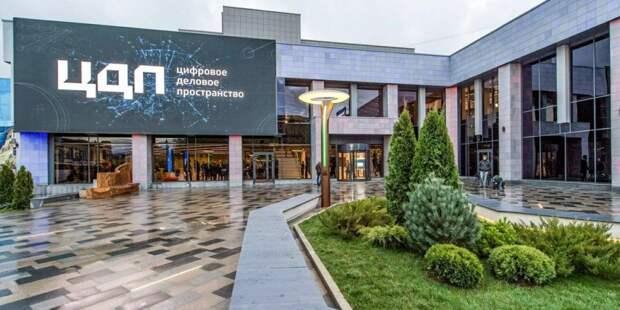 Нетворкинг «Цифрового делового пространства» объединил более 15 тыс человек Фото: mos.ru