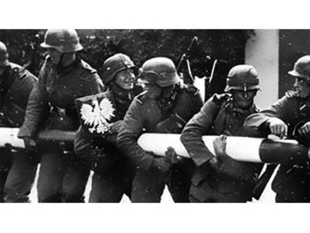 Вторая мировая война в Европе