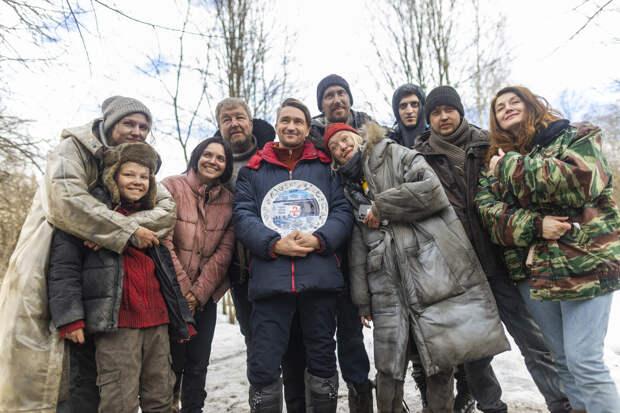В Подмосковье начались съемки второго сезона «Эпидемии»