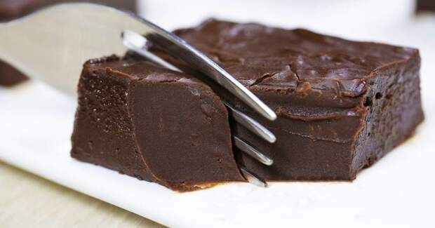 Сказочный на вкус десерт без выпечки всего из 2 ингредиентов