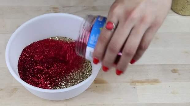 Блестящее украшение: декоративная чаша для мелочей