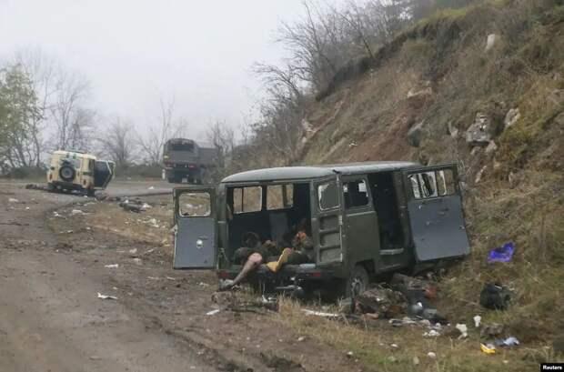 О потерях Армении в Карабахской войне