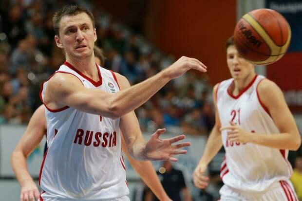 Российские баскетболисты не прошли отбор на Олимпиаду