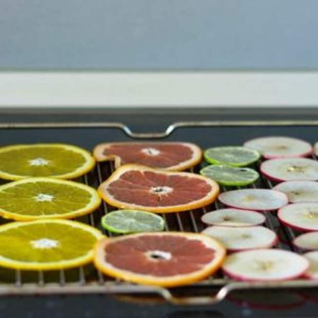 Изысканные и полезные сладости — фруктовые чипсы